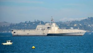 USS Manchester (LCS 14)