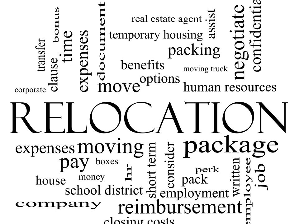 Recommended Relocation Benefits